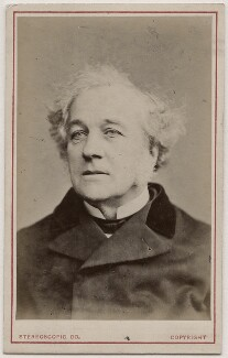 Samuel Morley, by London Stereoscopic & Photographic Company - NPG Ax28466