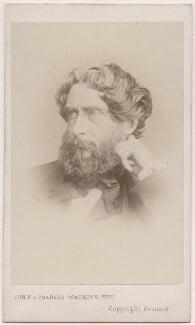 John Lothrop Motley, by John & Charles Watkins, or by  John Watkins - NPG Ax7523
