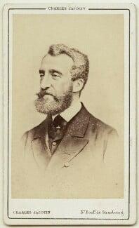 Louis Charles Philippe Raphaël d'Orléans, duc de Nemours, by Charles Jacotin - NPG x36294