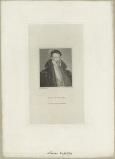 Thomas Radcliffe, 3rd Earl of Sussex, by Robert Cooper - NPG D24896