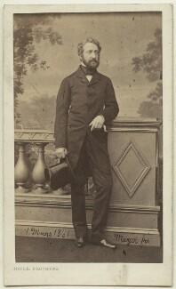 Louis Charles Philippe Raphaël d'Orléans, duc de Nemours, by Mayer Brothers - NPG x36293