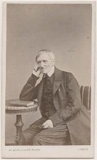 John Newman, by McLean & Haes, 1864 - NPG Ax7503 - © National Portrait Gallery, London
