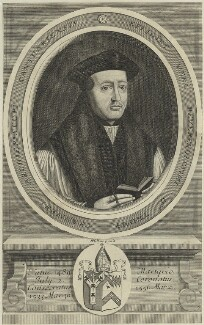 Thomas Cranmer, after Hans Holbein the Younger - NPG D24908