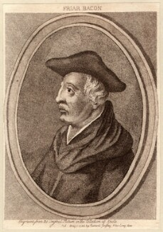 Unknown man, formerly known as Roger Bacon, after Unknown artist - NPG D9013