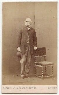 Sir Francis Grant, by Herbert Watkins - NPG x38981