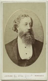Sir Alexander Grant, 10th Bt, by James Good Tunny - NPG x46613