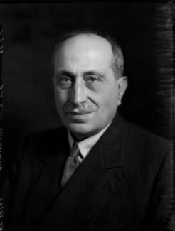Sir Aldo Castellani, by Bassano Ltd - NPG x151743