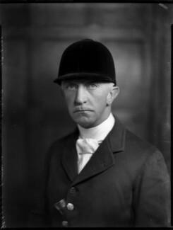 Sir Harold Stansmore Nutting, 2nd Bt, by Bassano Ltd, 16 September 1935 - NPG x151759 - © National Portrait Gallery, London