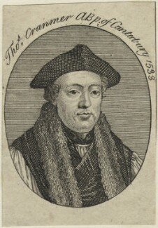 Thomas Cranmer, after Unknown artist - NPG D24938