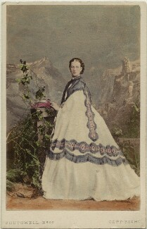 Queen Alexandra, by Southwell Brothers - NPG Ax46763