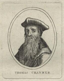 Thomas Cranmer, after Unknown artist - NPG D24939