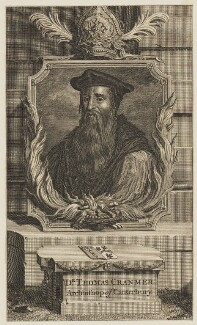 Thomas Cranmer, after Unknown artist - NPG D24943