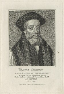 Thomas Cranmer, after Unknown artist - NPG D24944