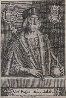 King Henry VII, by John Payne, after  Unknown artist - NPG D31779