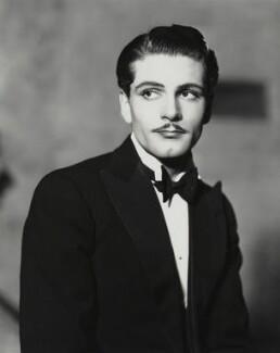Laurence Kerr Olivier, Baron Olivier, by Sasha (Alexander Stewart), 1930 - NPG x45062 - © Hulton Archive/Getty Images