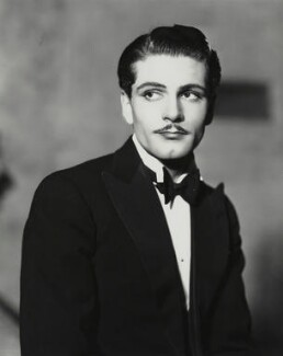 Laurence Olivier, by Sasha (Alexander Stewart) - NPG x45062