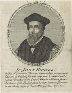 John Hooper, by John June - NPG D24949