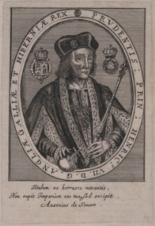 King Henry VII, by Unknown artist - NPG D31780