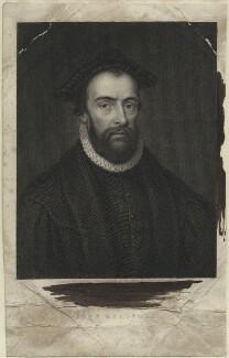 John Bradford, by Joseph John Jenkins - NPG D24952