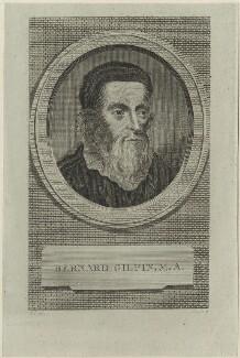 Bernard Gilpin, after Unknown artist - NPG D24954