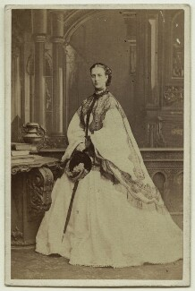 Queen Alexandra, by Southwell Brothers - NPG x12845