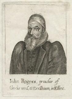 John Rogers, after Unknown artist - NPG D24962