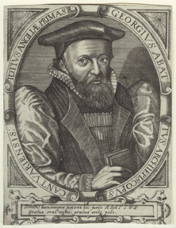 George Abbot, after Simon de Passe - NPG D31772
