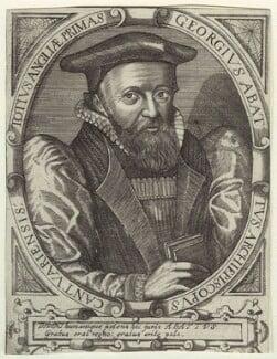 George Abbot, after Simon de Passe, published 1650 (1616) - NPG D31772 - © National Portrait Gallery, London