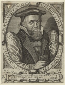 George Abbot, after Simon de Passe - NPG D31773