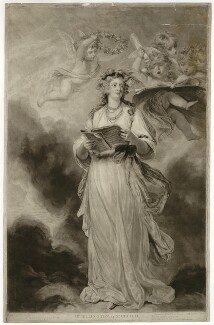 Elizabeth Billington (née Weichsel), by James Ward, after  Sir Joshua Reynolds - NPG D31783