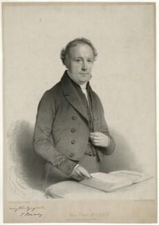 Thomas Binney (Benny), by Charles Baugniet, 1846 - NPG D31787 - © National Portrait Gallery, London