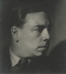J.B. Priestley, by Howard Coster - NPG x2073