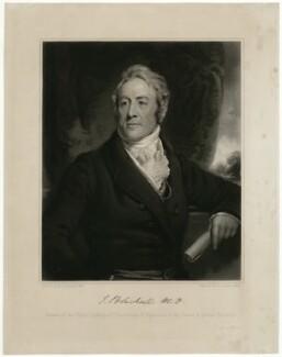 John Blackall, by Samuel Cousins, after  Ramsay Richard Reinagle - NPG D31797
