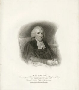 Hugh Blair, by Charles Bestland, published by  T. Cadell & W. Davies, after  William Evans, after  Sir Henry Raeburn - NPG D31806