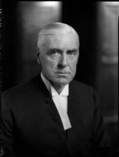 Hon. Edward Algernon FitzRoy, by Bassano Ltd - NPG x151821