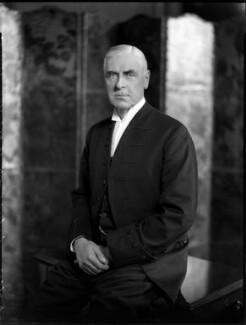Hon. Edward Algernon FitzRoy, by Bassano Ltd - NPG x151824