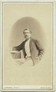 Frederic Conyers Cotton, by John Patrick - NPG x8361
