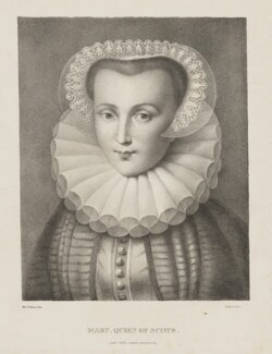 Fictitious portrait called Mary, Queen of Scots, by Madame Fabroni, published by  Joseph Dickinson, after  Unknown artist - NPG D31819