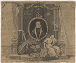 Lady Jane Grey, by George Vertue - NPG D24994