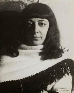 Ida Kar, by Ida Kar, 1955 - NPG x129573 - © National Portrait Gallery, London