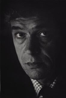 Paul Scofield, by Bob Willoughby - NPG x8343