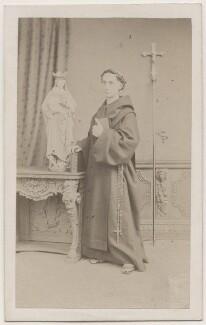 Father Ignatius (Joseph Leycester Lyne), by Mason & Co (Robert Hindry Mason) - NPG Ax7504