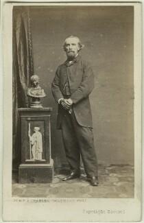 Sir Theodore Martin, by John & Charles Watkins - NPG Ax39882