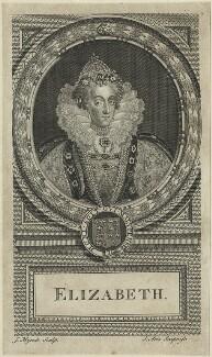 Queen Elizabeth I, by James Mynde - NPG D25016