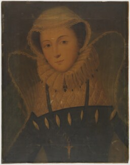 Fictitious portrait called Mary, Queen of Scots, after Unknown artist, late 19th century - NPG D31826 - © National Portrait Gallery, London