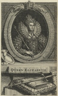 Queen Elizabeth I, after Unknown artist - NPG D25018