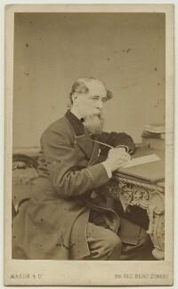 Charles Dickens, by Mason & Co (Robert Hindry Mason) - NPG x11835
