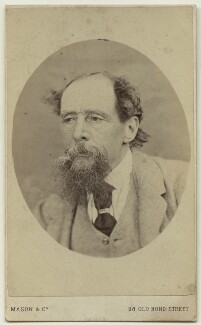 Charles Dickens, by Mason & Co (Robert Hindry Mason) - NPG x11838