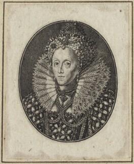 Queen Elizabeth I, after Unknown artist - NPG D25034