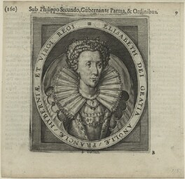 Queen Elizabeth I, after Unknown artist - NPG D25039